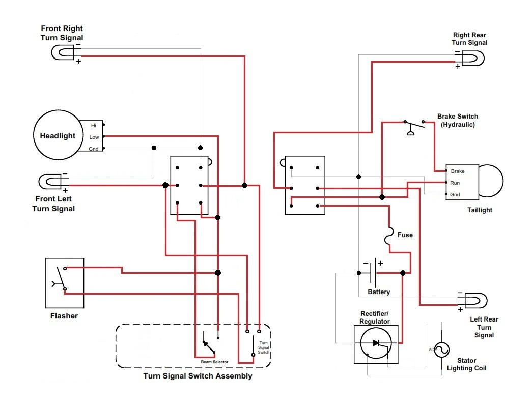 2003 Crf450r Wiring Diagram - Light Switch Electrical Wiring Diagrams |  Bege Wiring DiagramBege Wiring Diagram