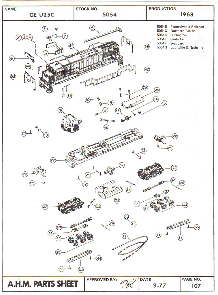 Tyco Ho Engine Wiring Diagram