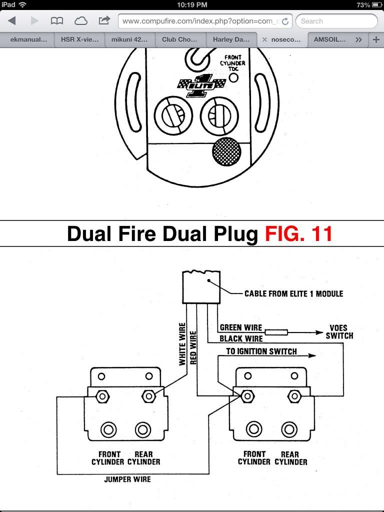 Ultima Ignition Wiring Diagram