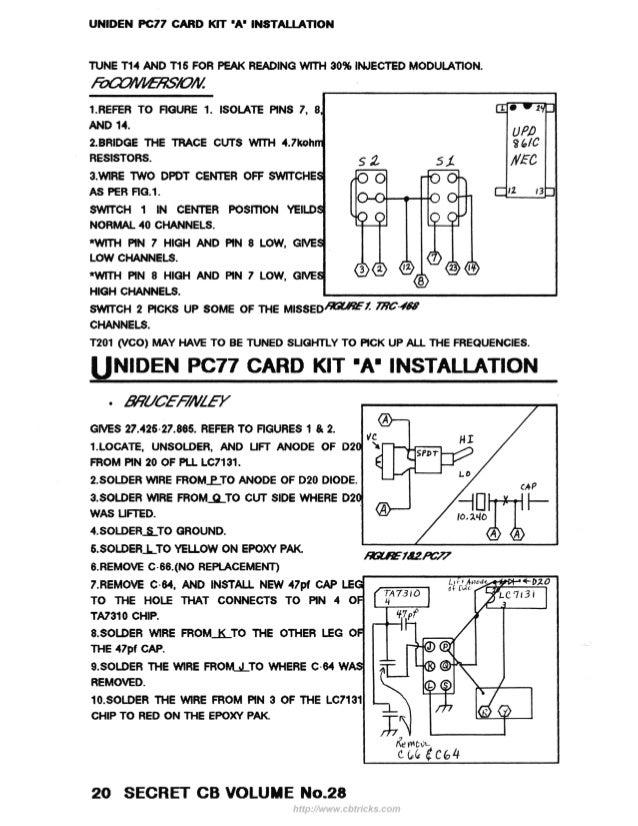 Uniden Solara Dsc Wiring Diagram