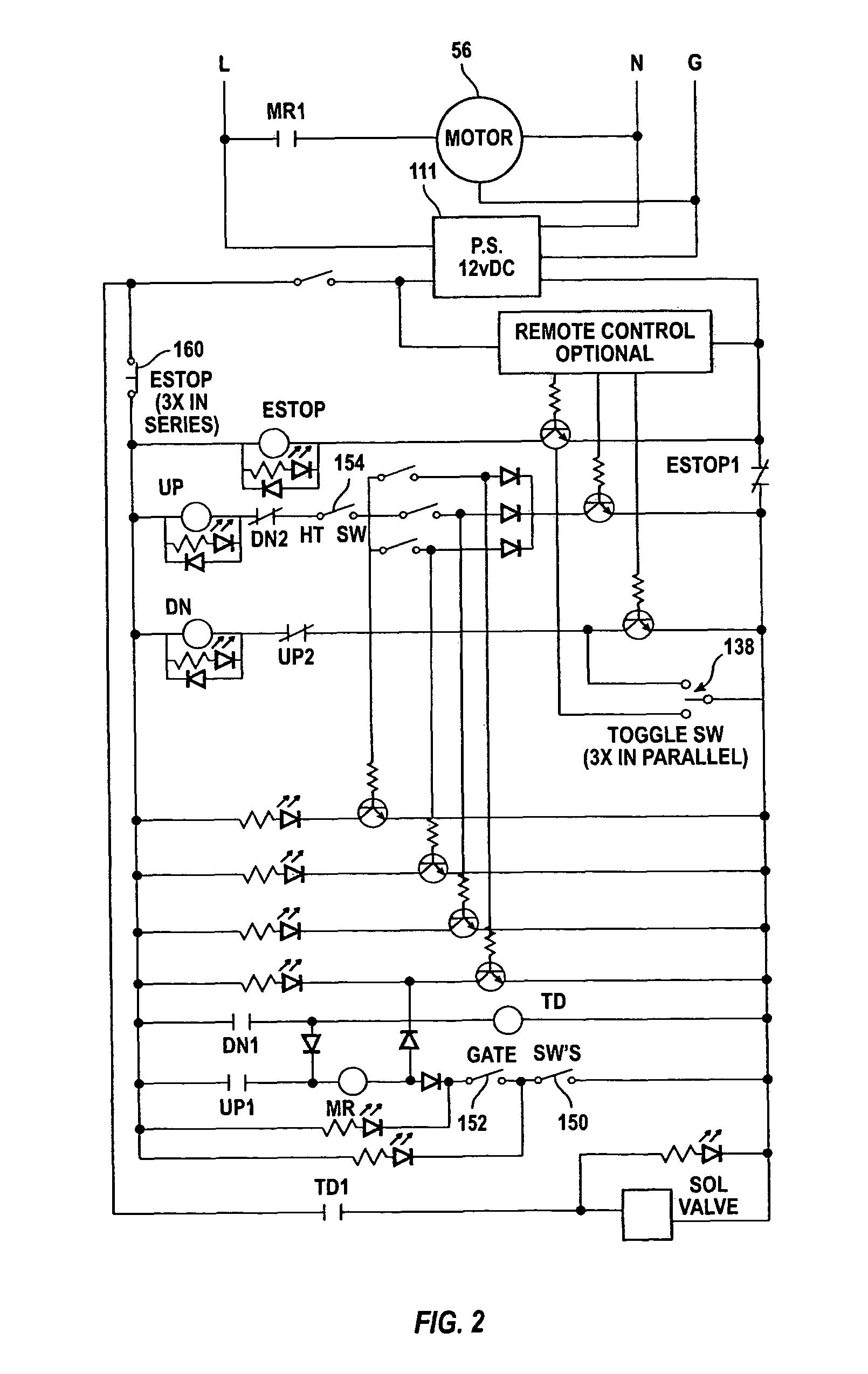 Genie Lift Wiring Diagram