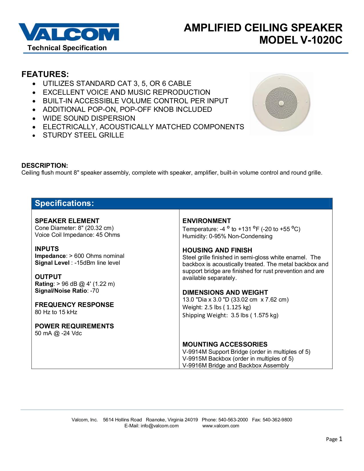 Bogen Paging System Wiring Diagram