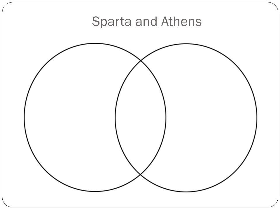 venn diagram of sparta and athens