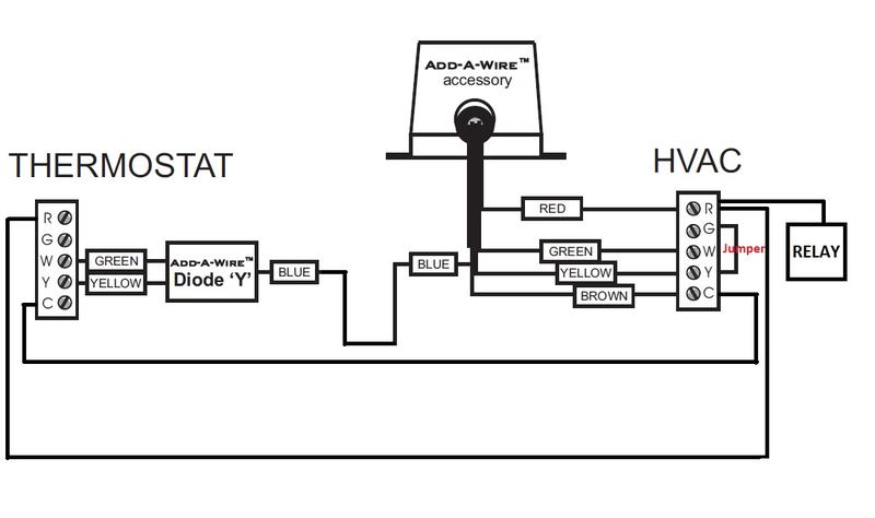 Venstar T7900 Humidifier Wiring Diagram