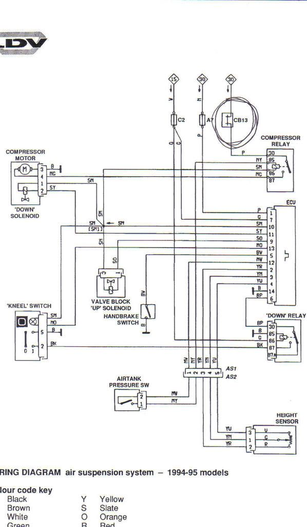 Viair Air Compressor Wiring Diagram