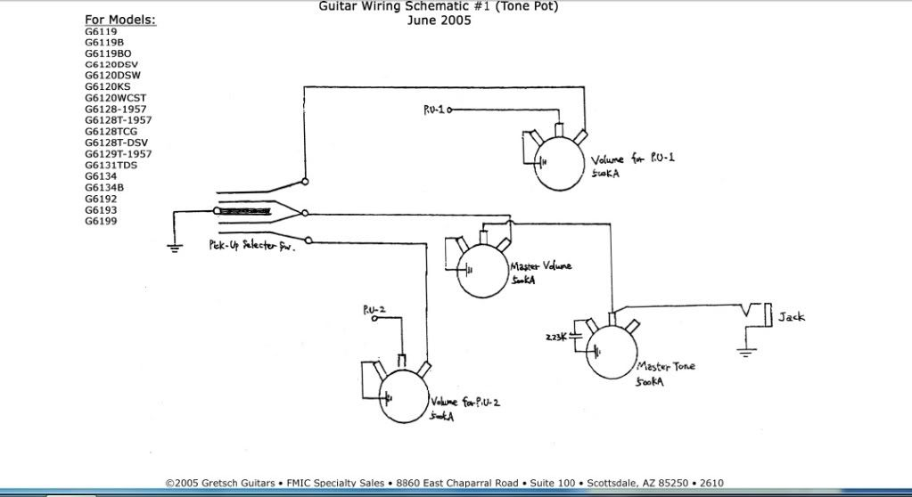 diagram guitar wiring diagrams master volume full version