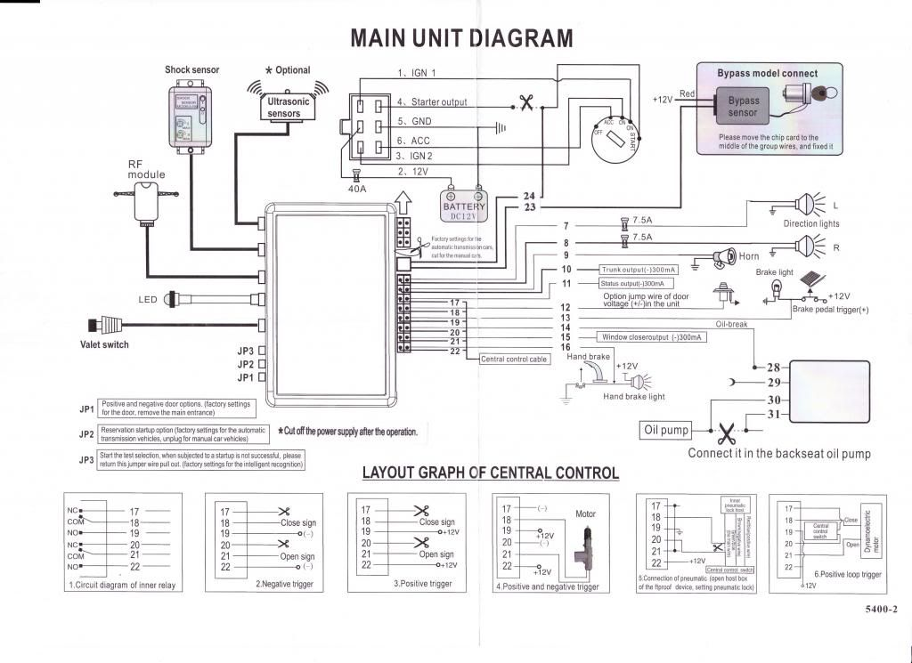 Viper 3100v Wiring Diagram