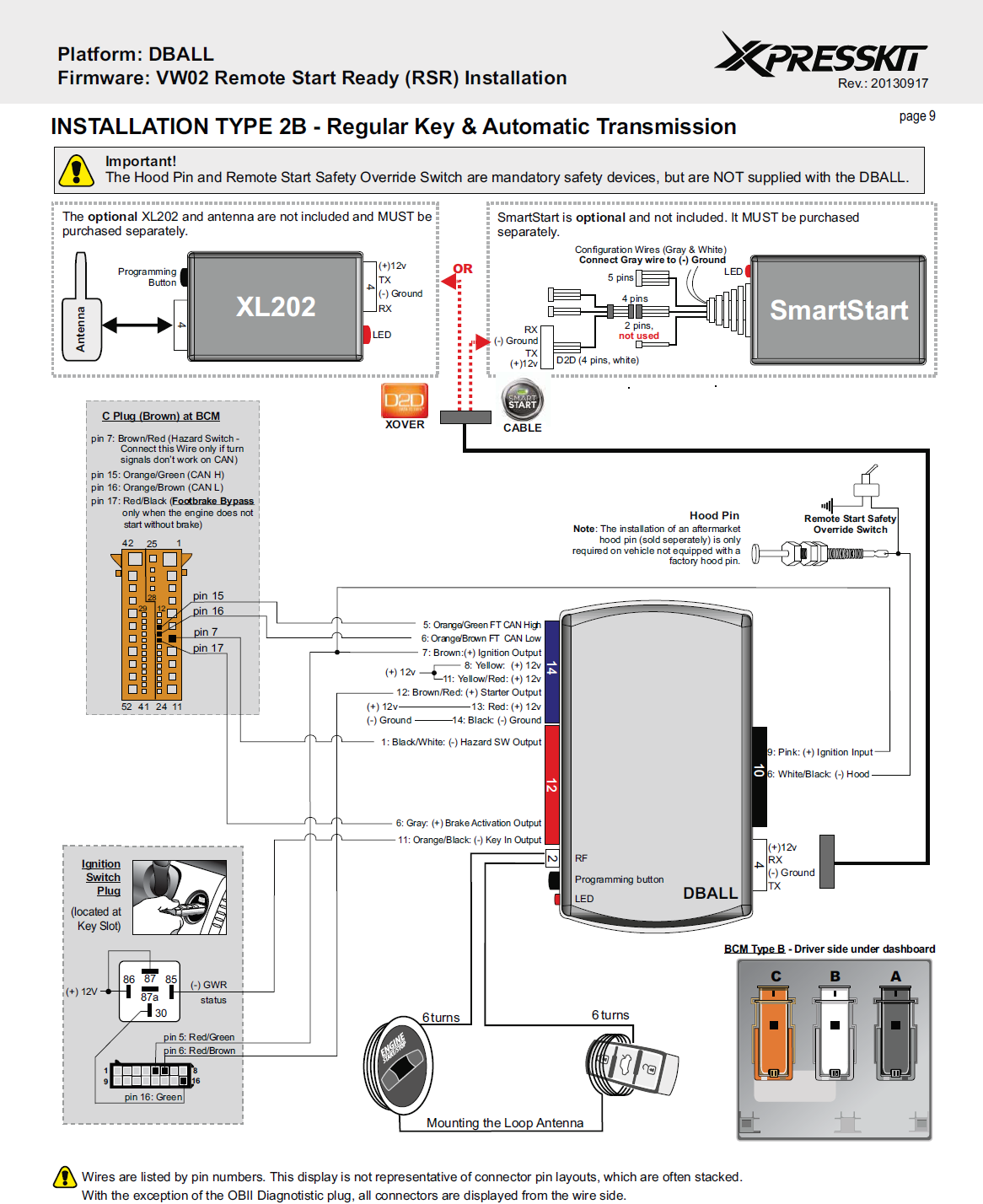 viper-5101-remote-start-wiring-diagram-2 Vehicle Wiring Diagrams For Installing Remote Starters on