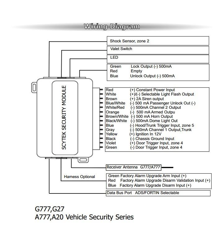 Viper 5305v Wiring Diagram