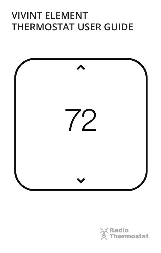 Vivint Thermostat Wiring Diagram