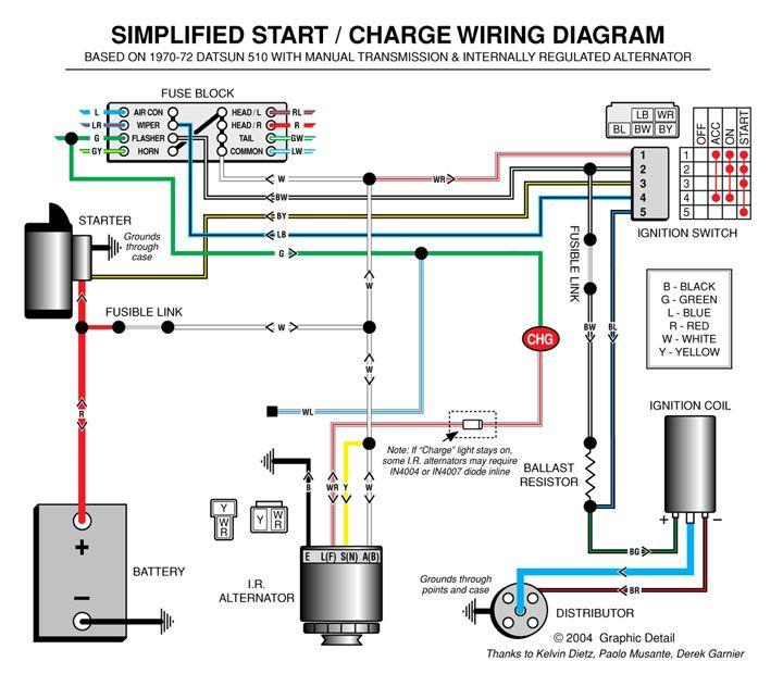 Vj Valiant Wiring Diagram