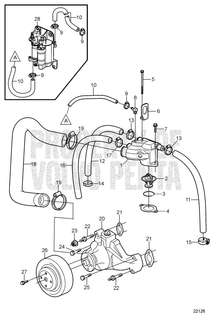 Mercruiser Tach Wiring Diagram
