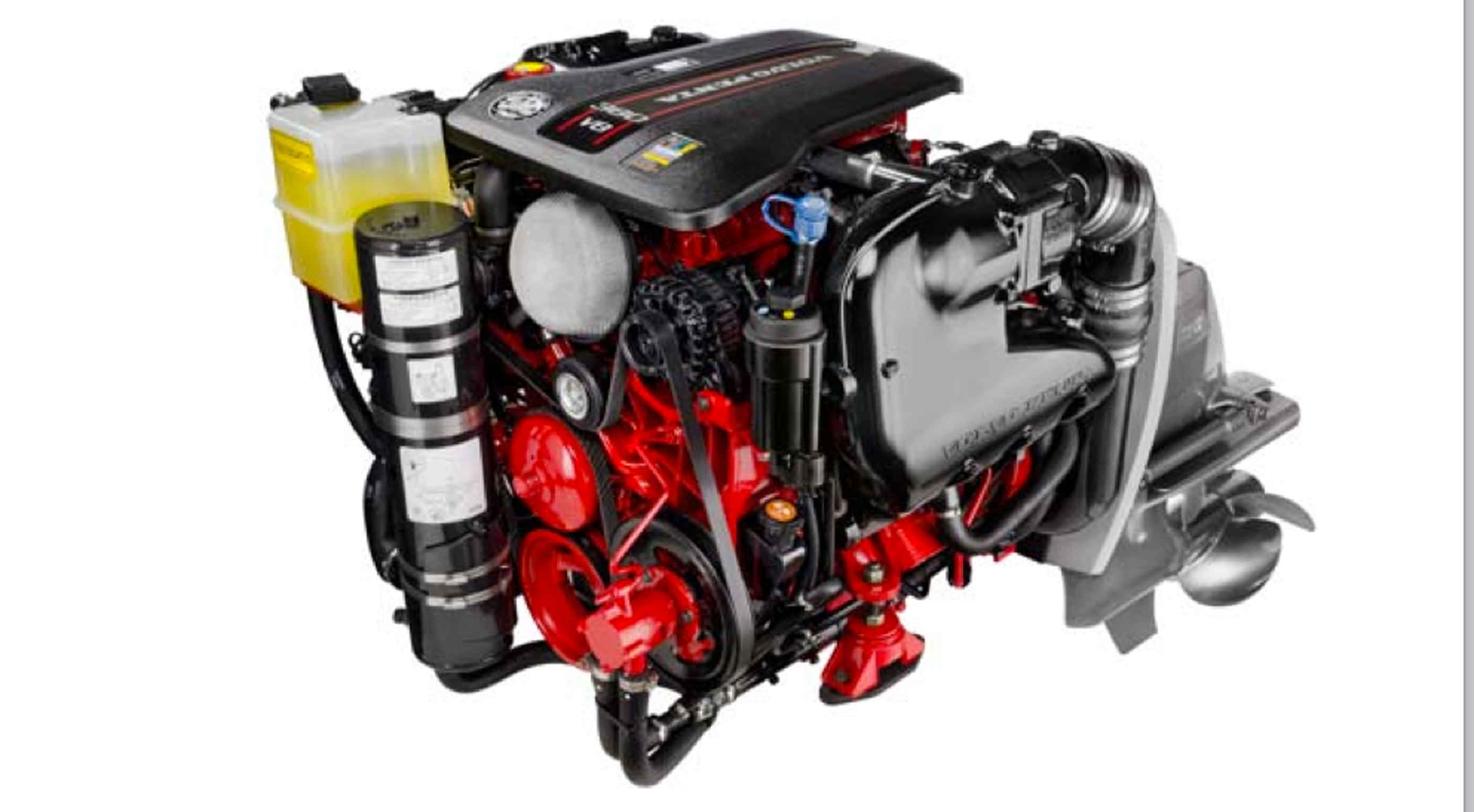 Volvo Penta 5 7 Engine Wiring Diagram