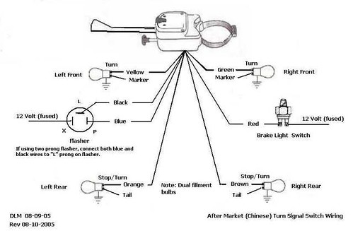 vsm 900 turn signal wiring diagram. Black Bedroom Furniture Sets. Home Design Ideas