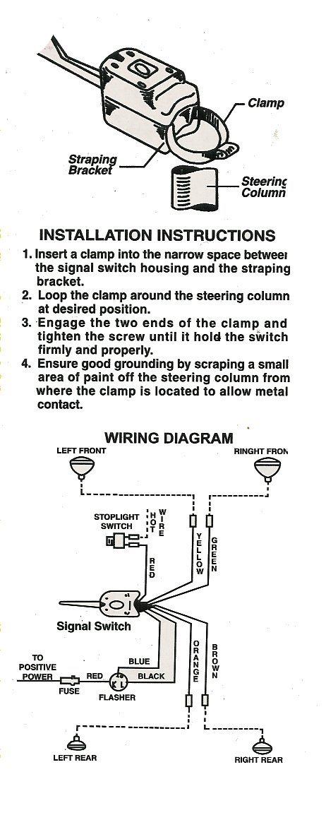 Vsm 900 Turn Signal Wiring Diagram