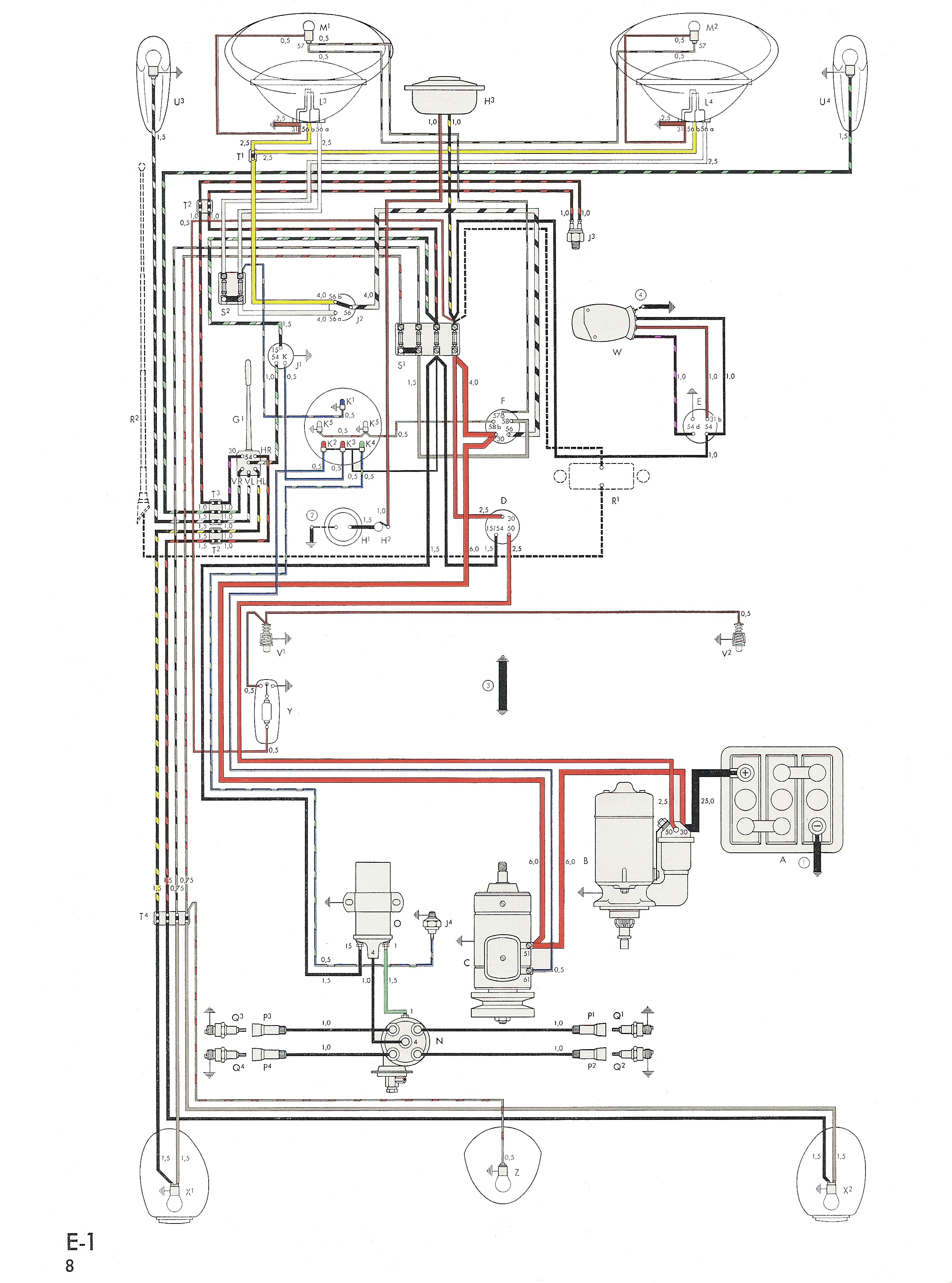 Vw Mfd Wiring Diagram