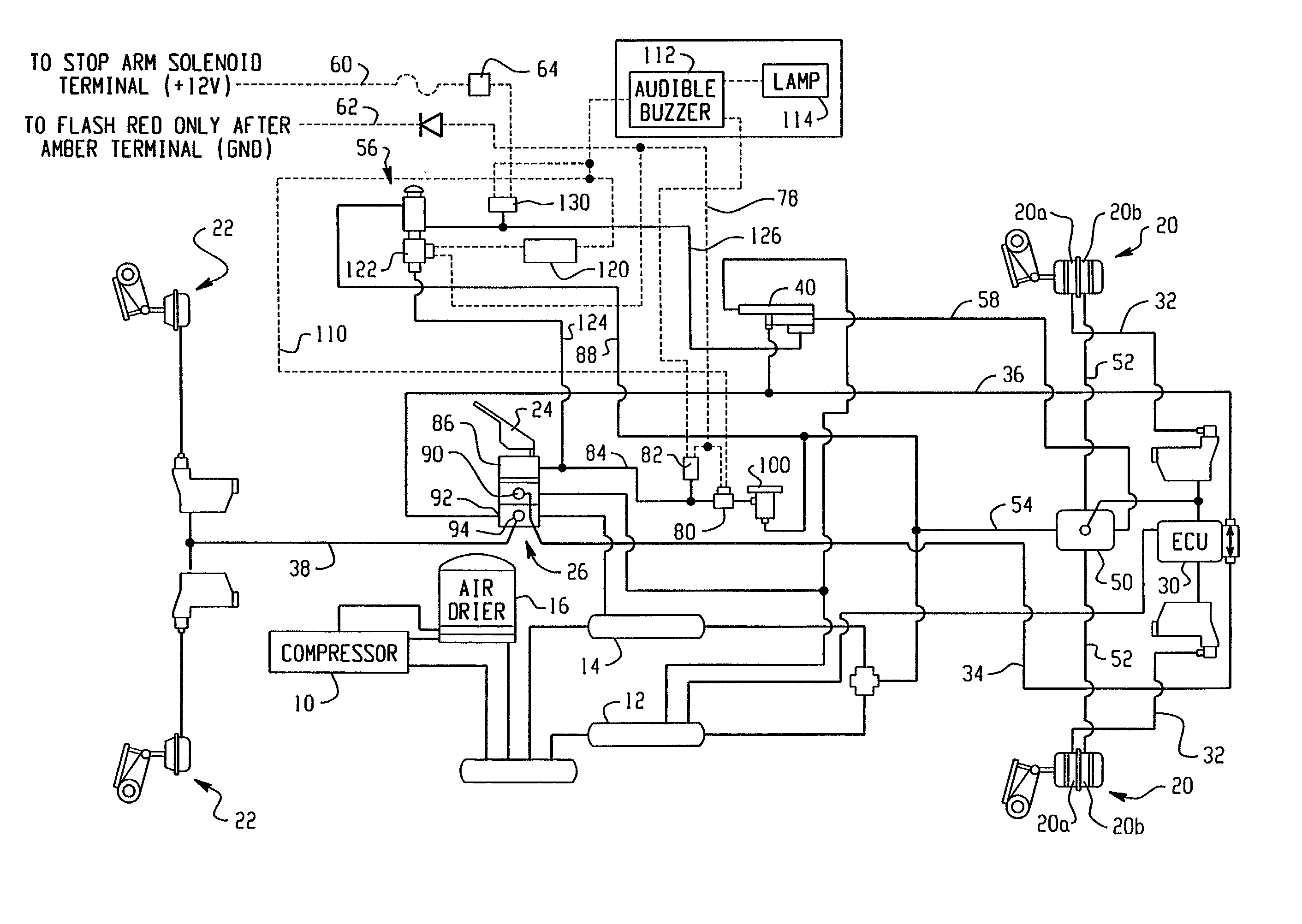 Wabco Abs D Wiring Diagram Schematic