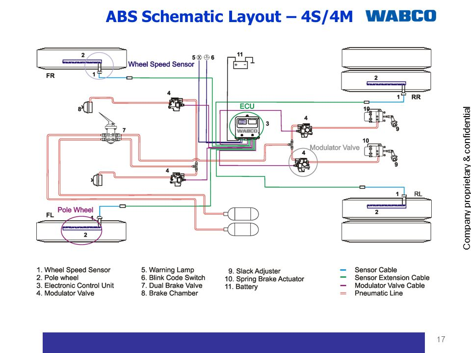wabco abs module wiring diagram. Black Bedroom Furniture Sets. Home Design Ideas