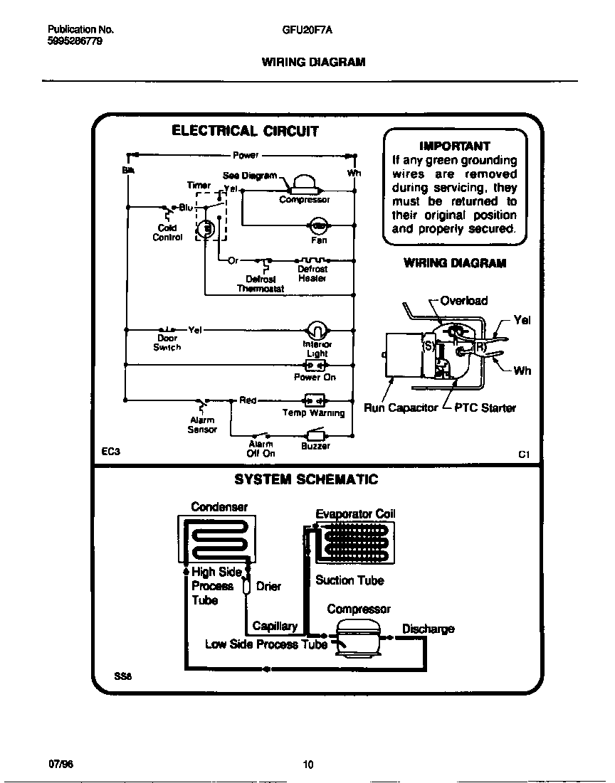 Wiring Diagram Moreover Whirlpool Refrigerator Defrost Timer Location