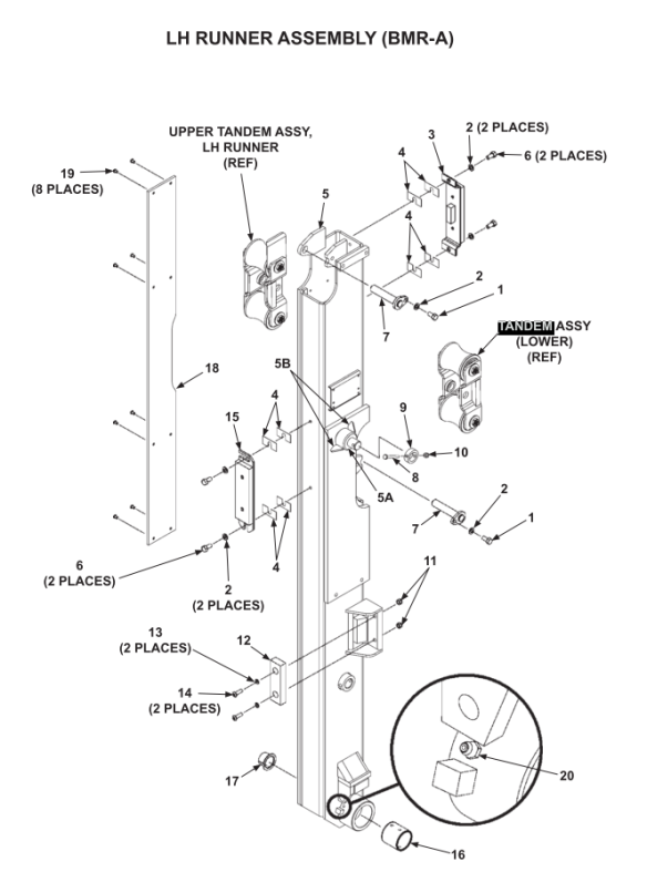 Waltco Liftgate Wiring Diagram on