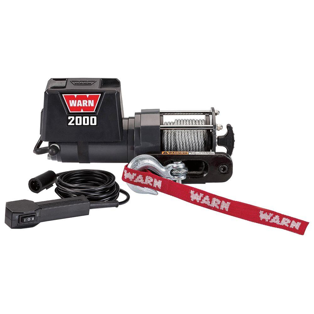 Warn 8000 Lb Winch Wiring Diagram