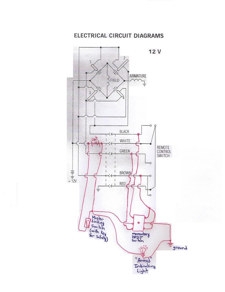 Solenoid Wiring Diagram In Addition Warn Winch Solenoid Wiring Diagram