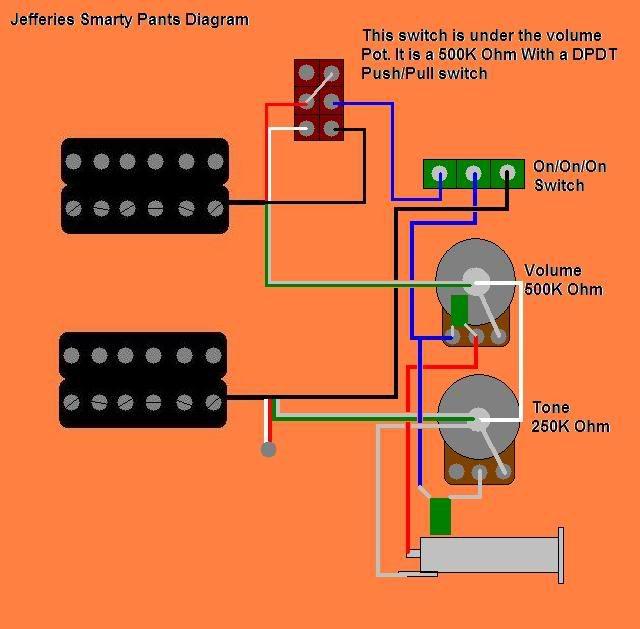 Washburn Wiring Diagram
