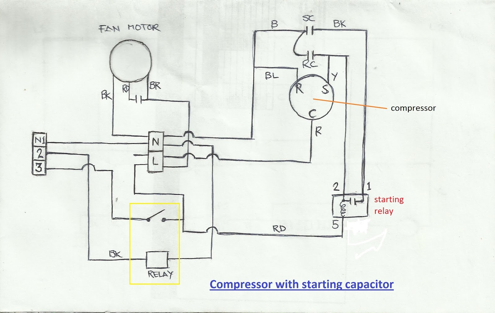 Watermaster Pump Start Relay Wiring Diagram For 110 Volt