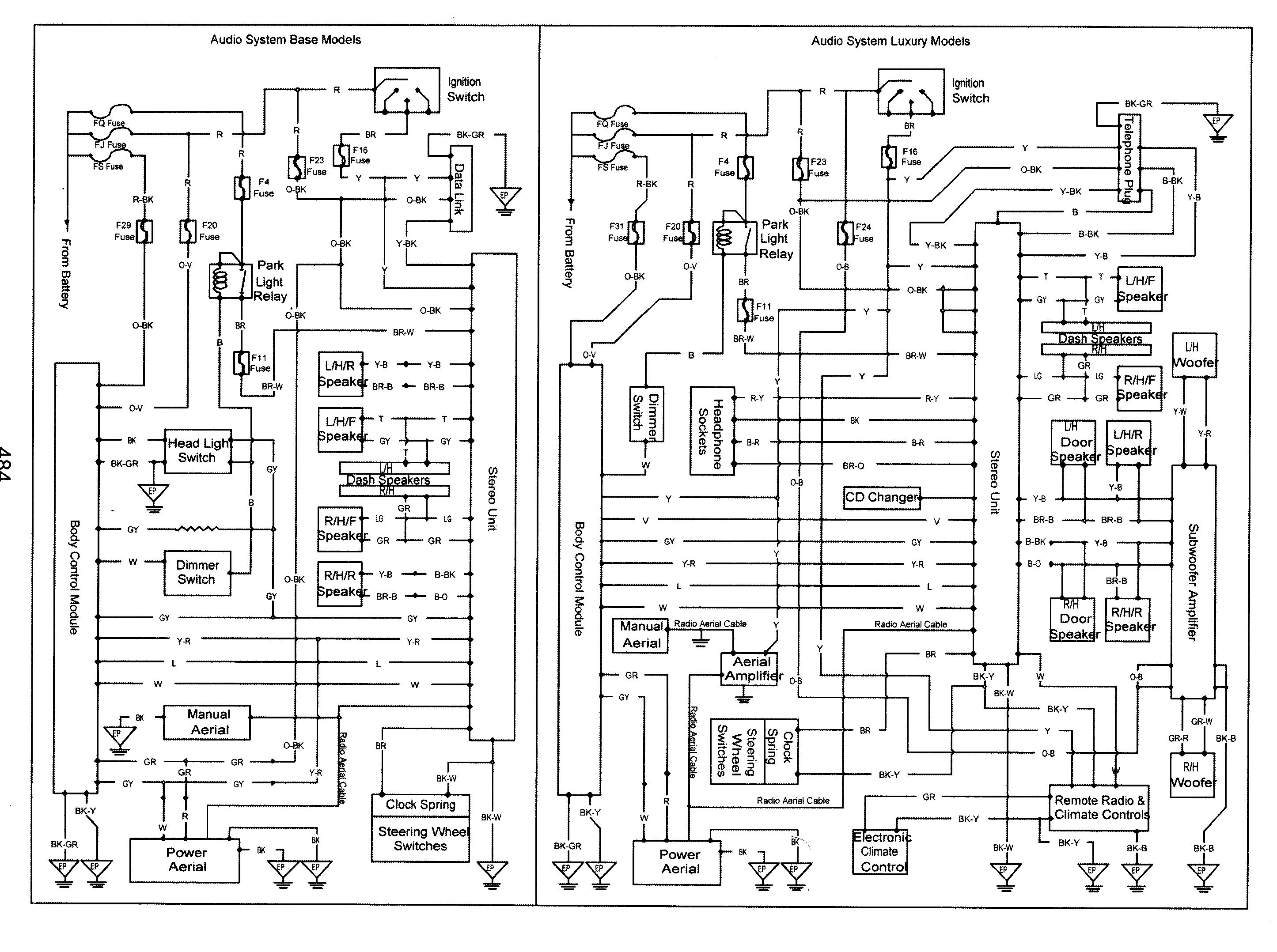 wb statesman wiring diagram