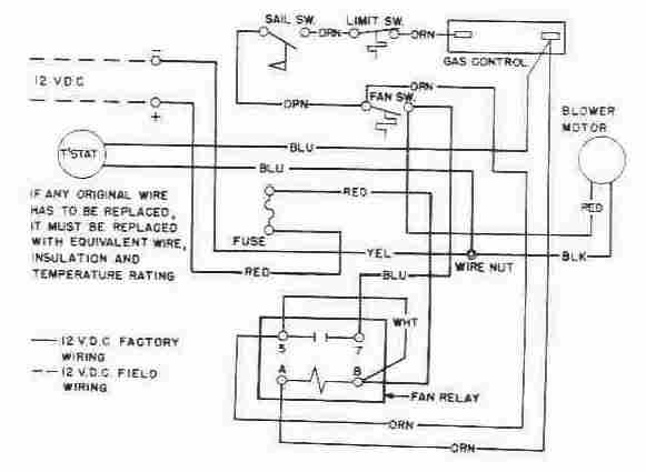 Weatherking Furnace Wiring Diagram
