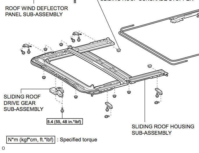 Webasto Sunroof Wiring Diagram