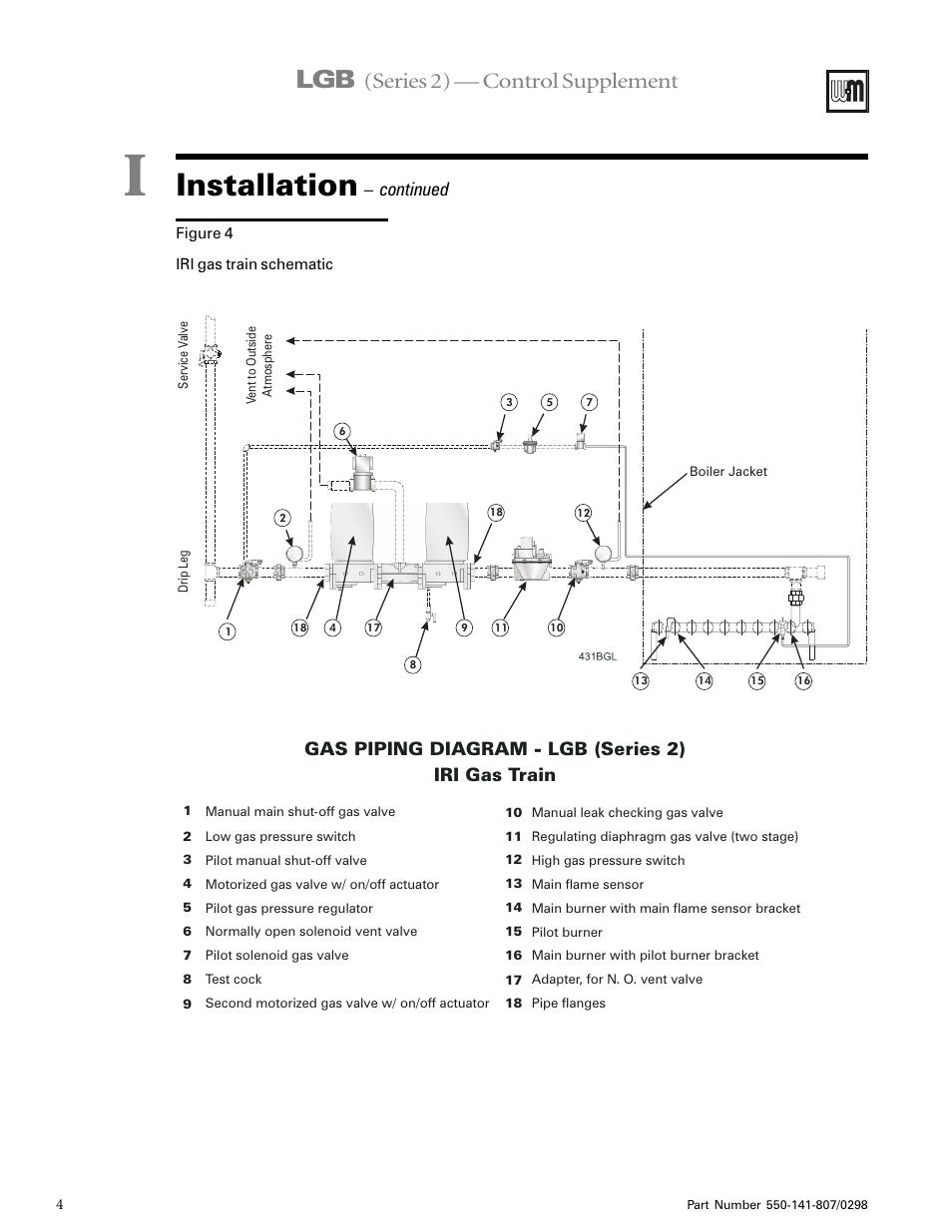 Hot Water Boiler Internal Diagram