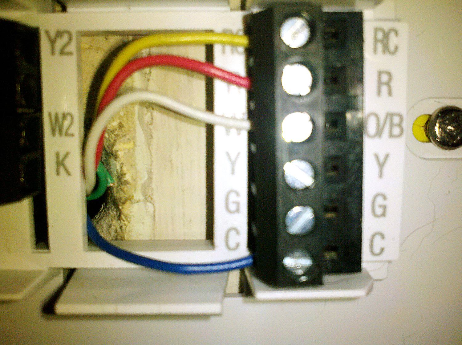 Weil Mclain Boiler Thermostat Wiring