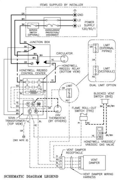 Weil Mclain Wiring Diagram on