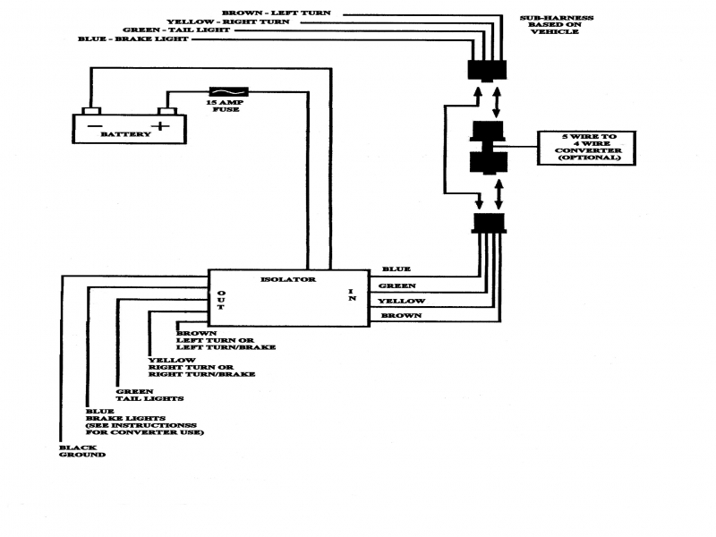 Wesbar 3504 Wiring Diagram