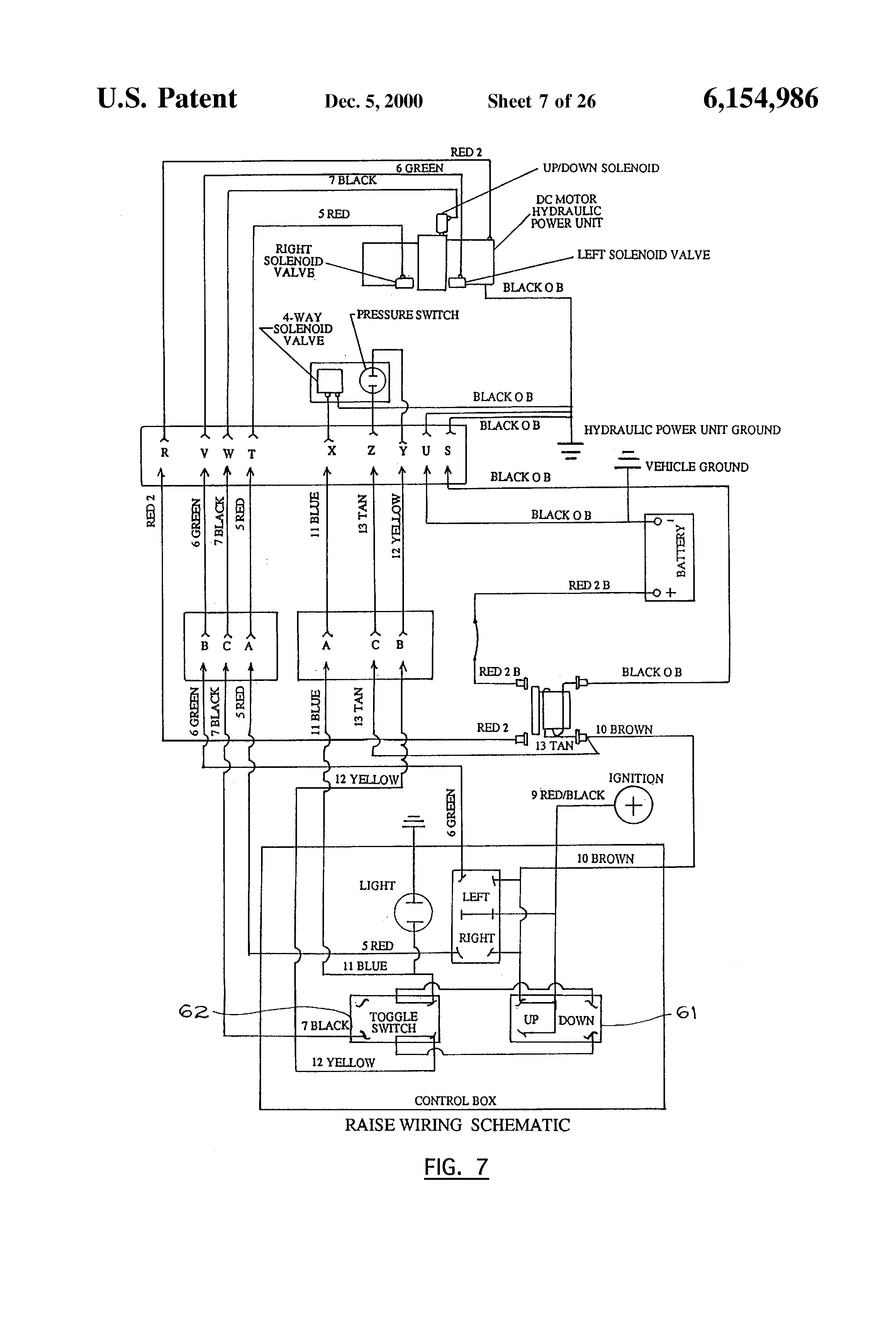 Western Plow Ultra Mount Wiring Diagram on