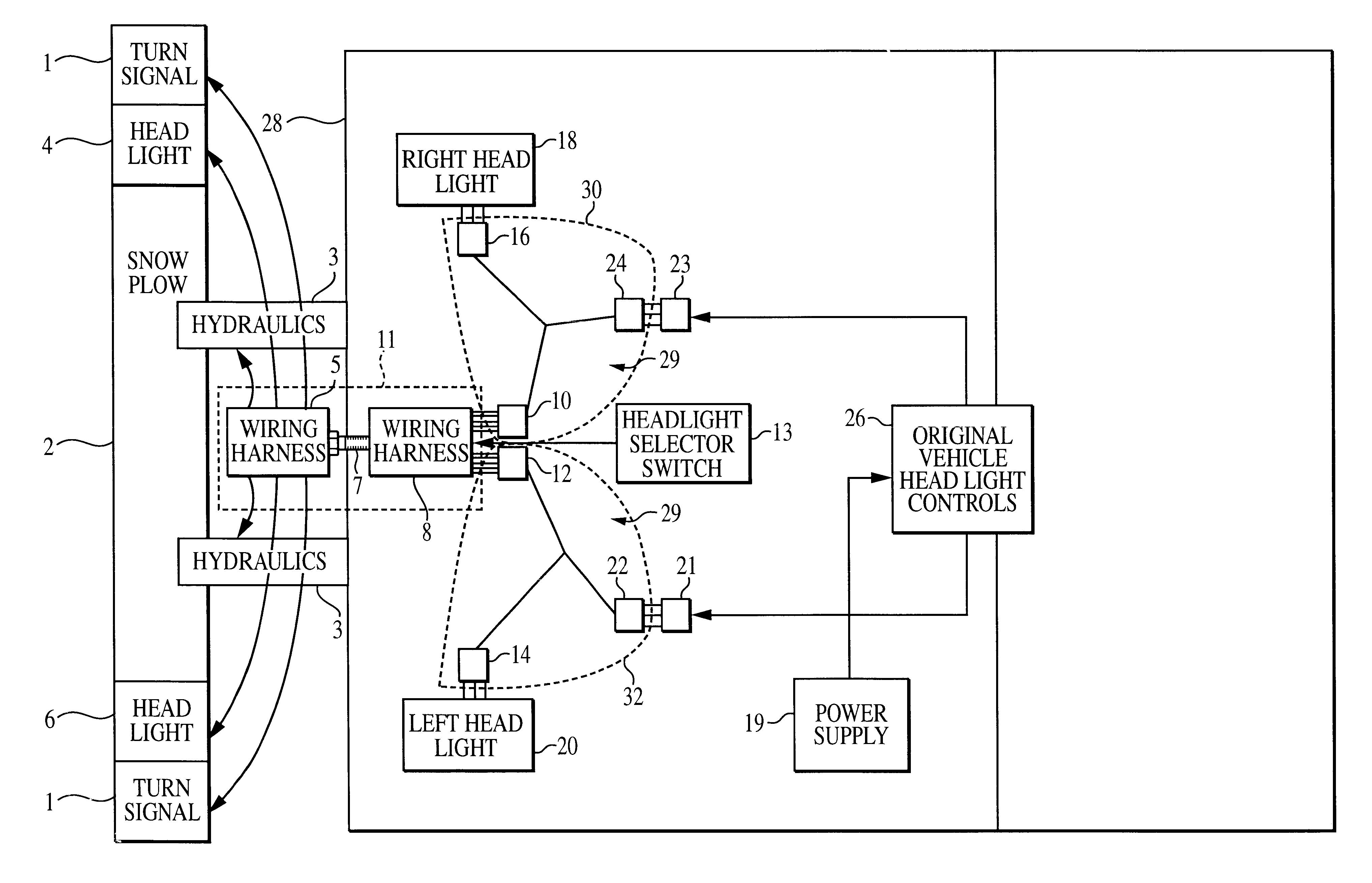 Western Pro Plow Wiring Diagram