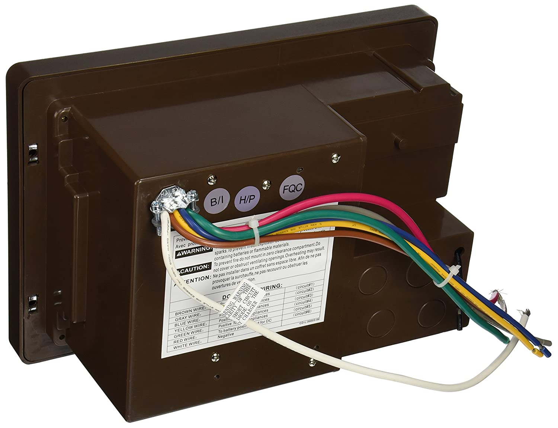 Wfco 8900 Wiring Diagram