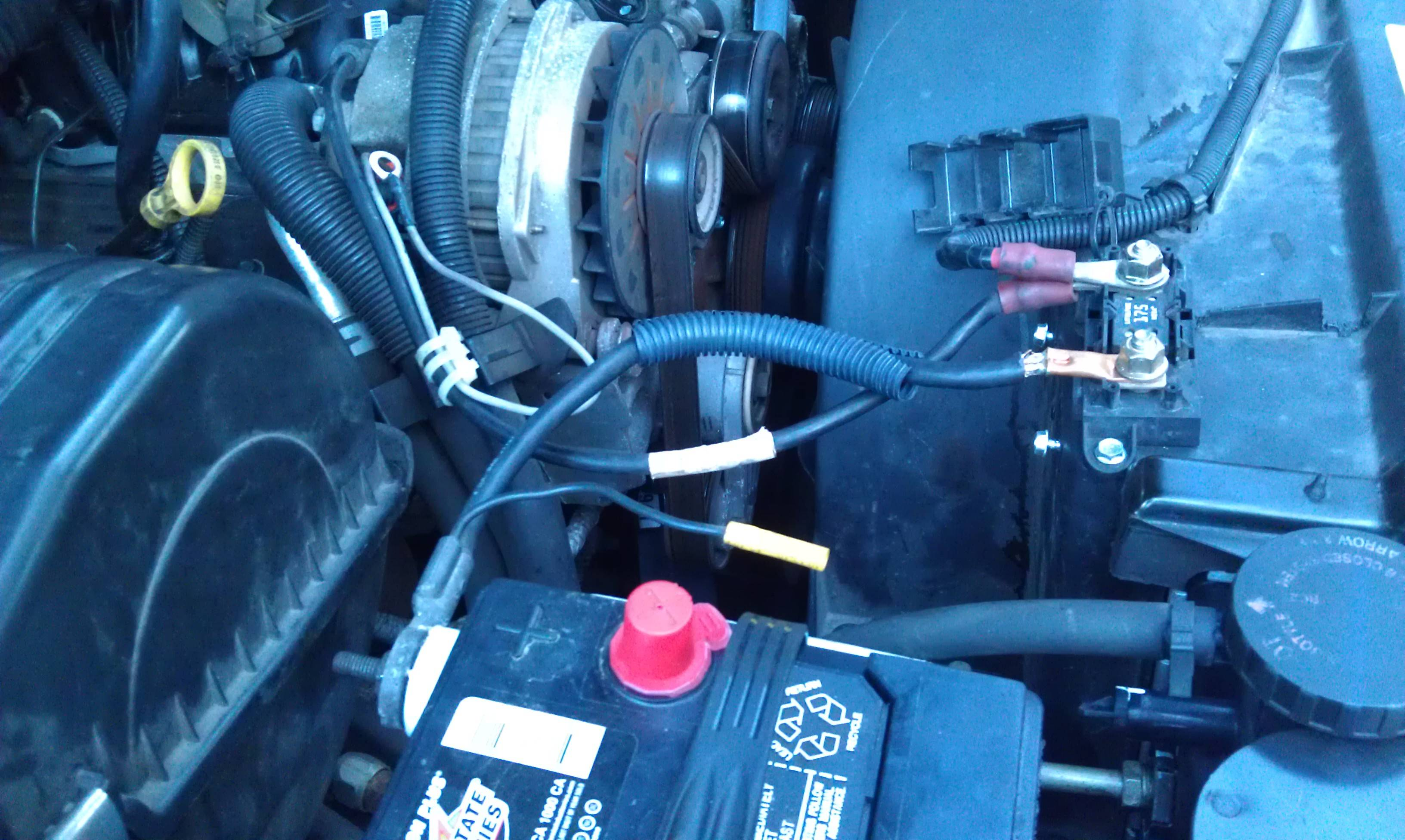 Vortec Engine Wiring Harness Diagram - Technical Diagrams on