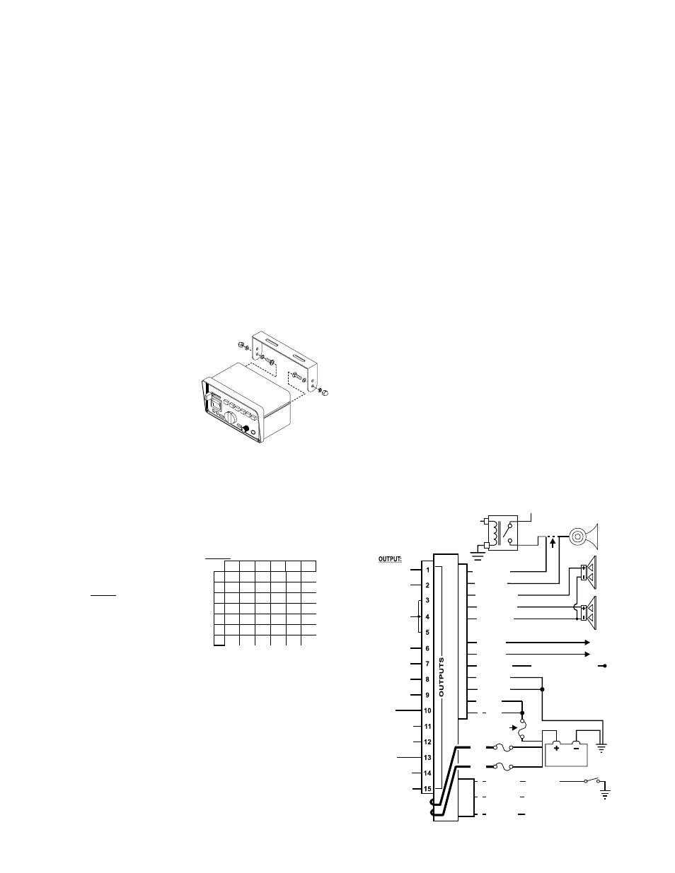 Well Led Strobe Light Wiring Diagram On Whelen Strobe Wiring Diagram