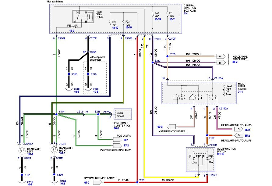 Whelen Edge 9004 Sl Wiring Diagram