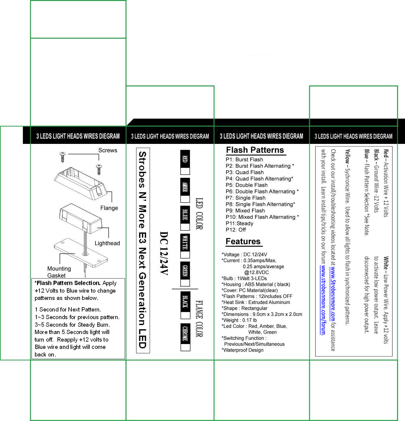 Whelen Edge Lfl Wiring Diagram