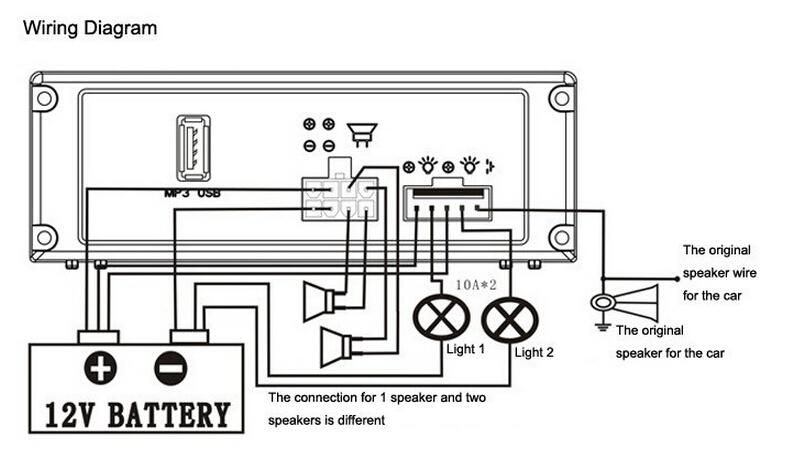 Whelen Siren Wiring Diagram