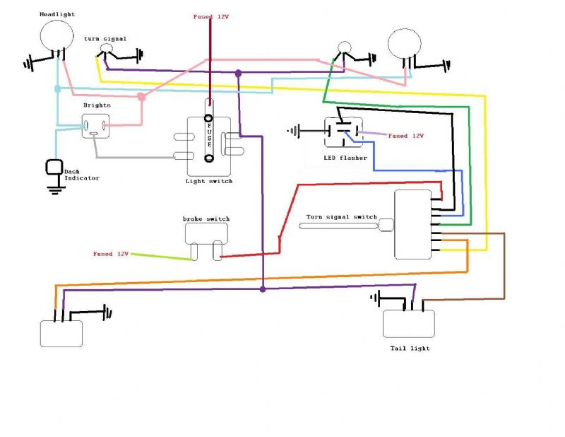 Willys M38 Wiring Diagram With Ignition Switch Wes K on willys jeep wiring diagram, m38 l head oil line schematic, m38 body diagram, m38 rear axle breakdown,