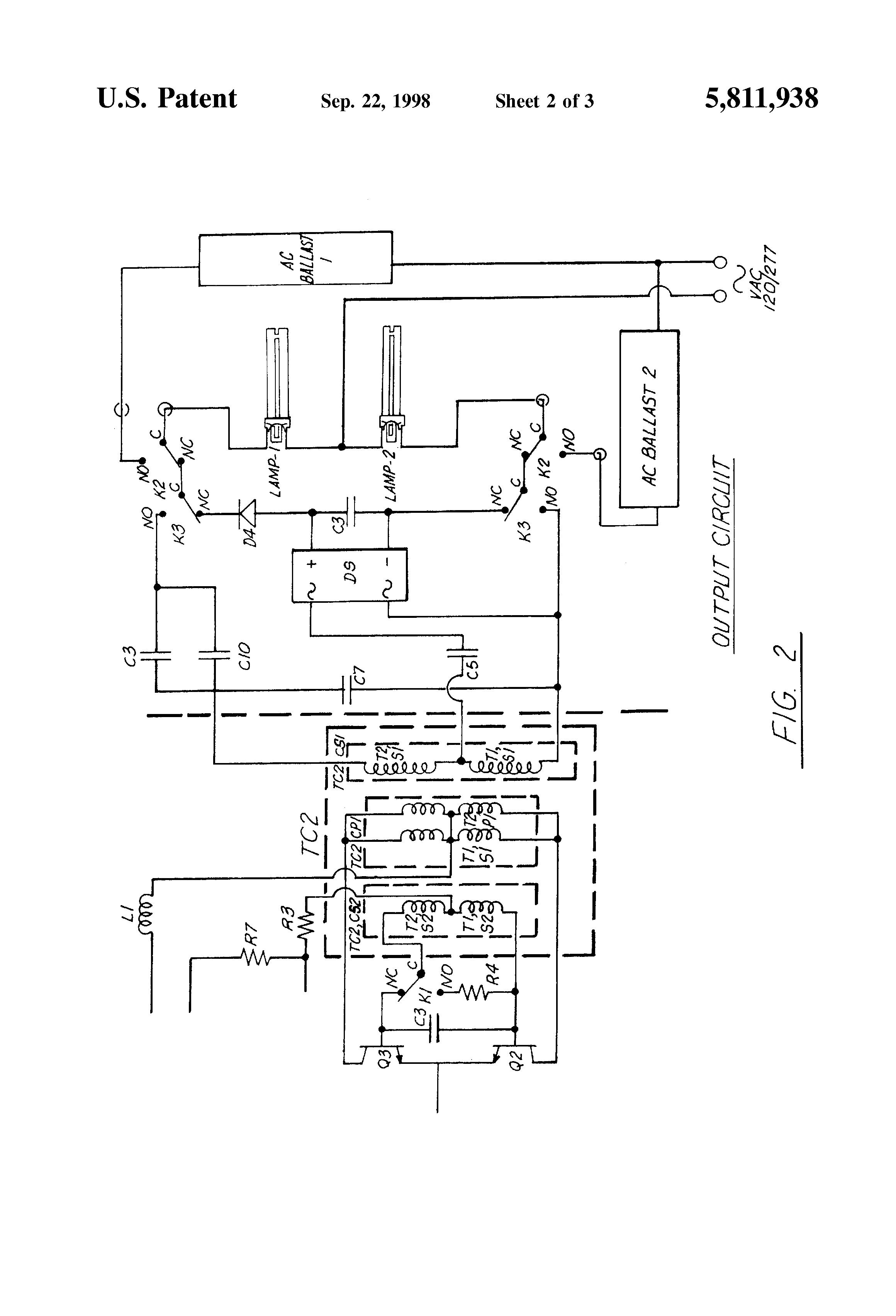 Wiring Bodine B50 Wiring Diagram