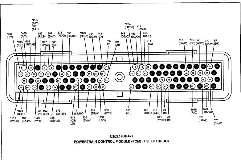 Wiring Diagram 1996 International 4700 Rollback