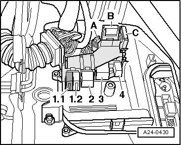 Wiring Diagram 2006 Audi A4 Cabriolet Comfort Control Module