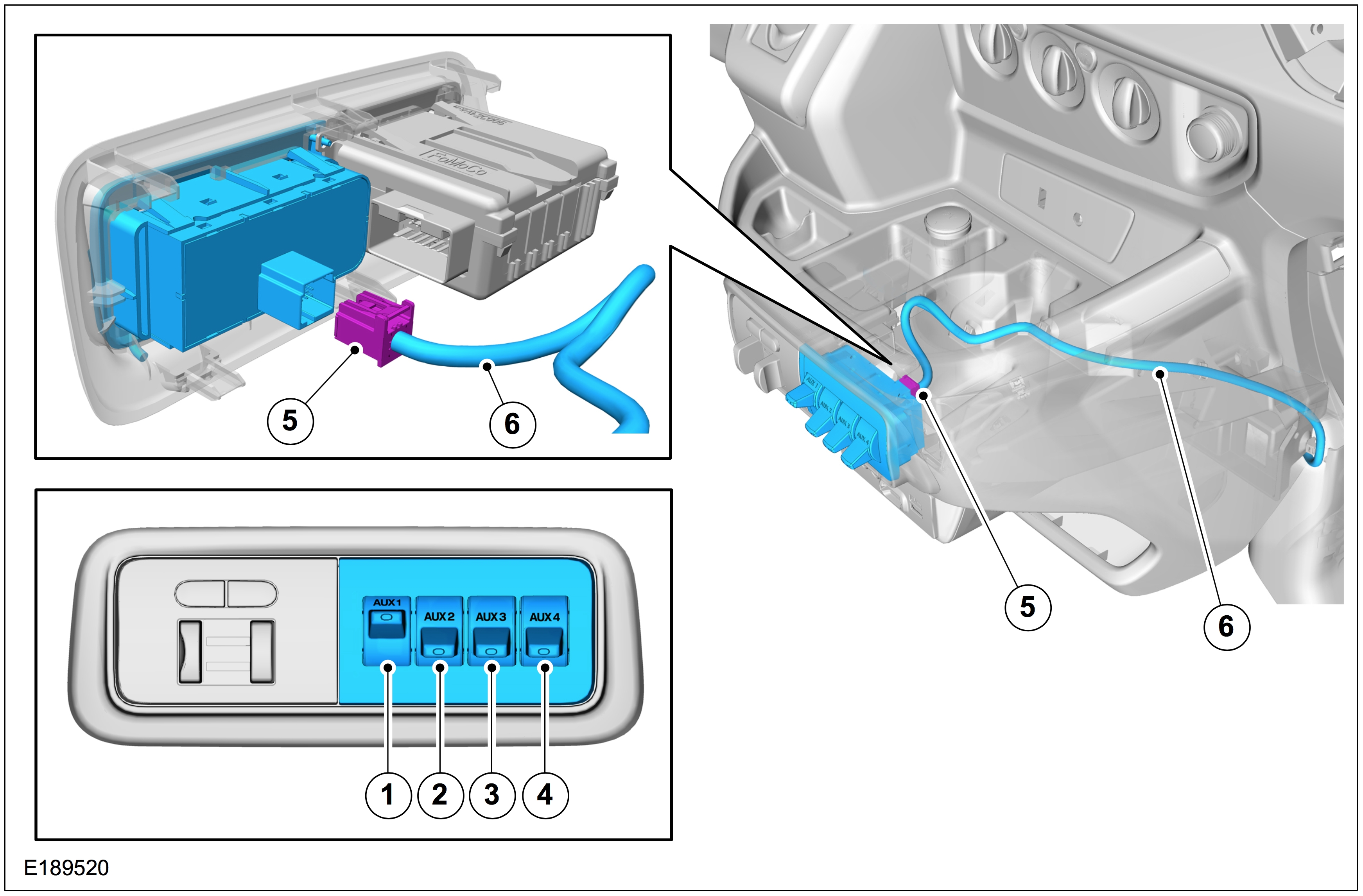 Wiring Diagram 2018 Ford Super Duty Upfitter Switch
