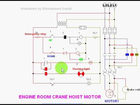 wiring diagram 5ton 480 3phase overhead crane. Black Bedroom Furniture Sets. Home Design Ideas