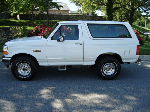 Wiring Diagram 84 Ford Bronco 5 0